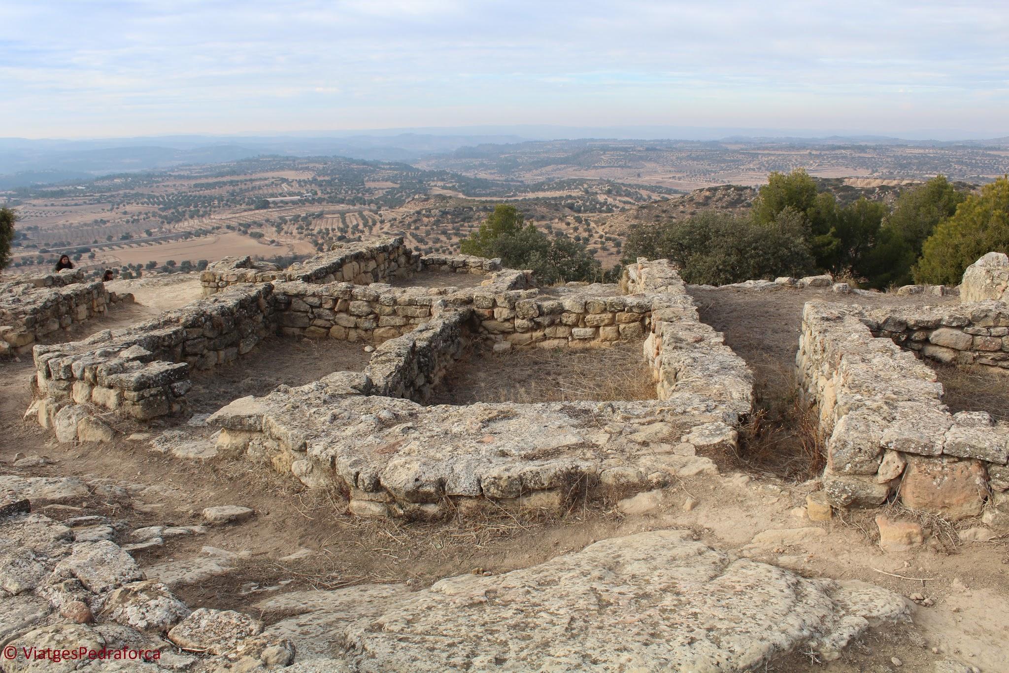 Ruta pel Matarranya i la Terra Alta, arqueologia, Ruta dels Ibers del Baix Aragó, Terol, patrimoni cultural