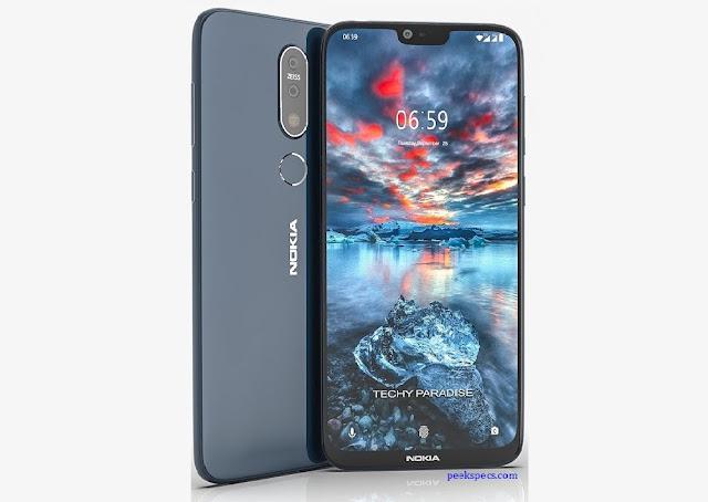 Nokia 7.1 Plus Full Specs