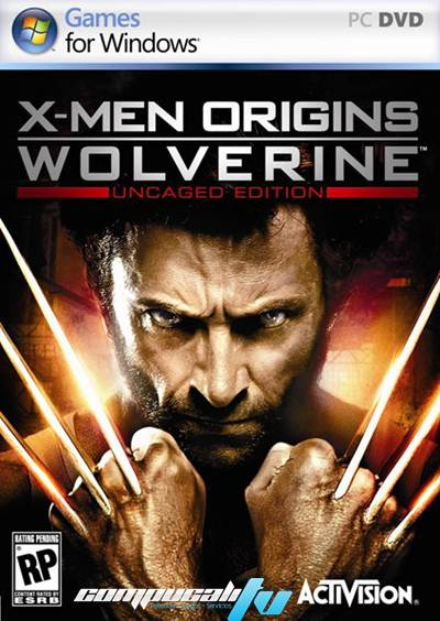 X-Men Origins Wolverine PC Full Español ISO