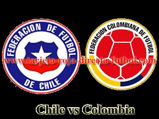 Chile vs Colombia se enfrentan por la Semifinal Copa Centenario 2016