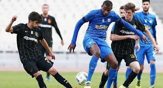Φιλική εντός έδρας ήττα της ΑΕΚ από τον Ατρόμητο με 1-0