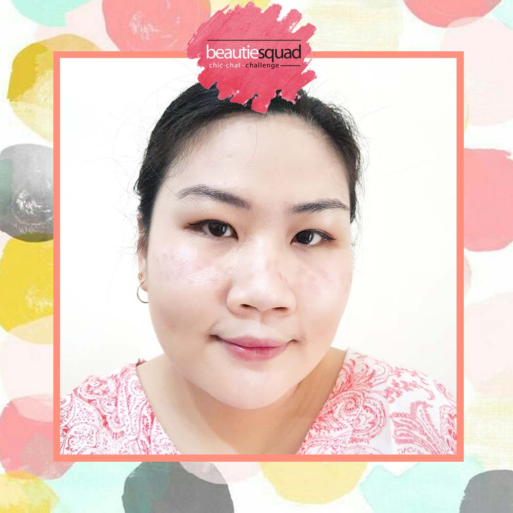 DON'T BE ASHAMED ON YOUR FRECKLES MAKEUP COLLABORATION WITH BEAUTIESQUAD
