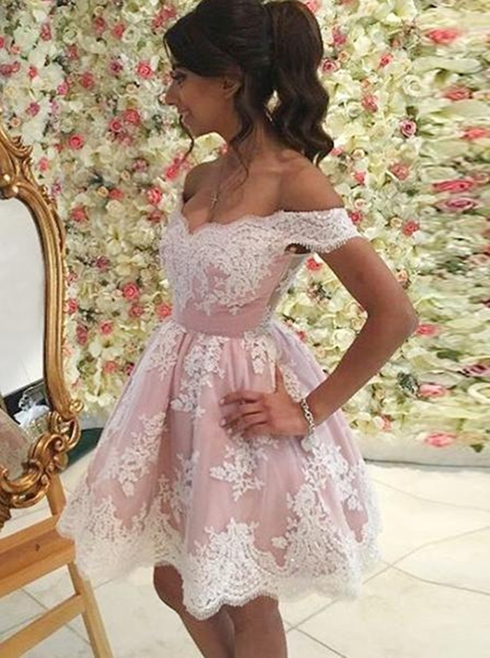 https://www.wishingdress.com/collections/homecoming-dress/products/off-the-shoulder-homecoming-dresses-lace-homecoming-dress-homecoming-dress-for-teens-hc00182?variant=10919646396460