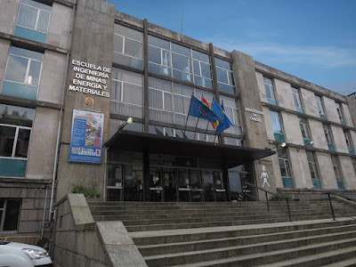Escuela de Minas de Oviedo