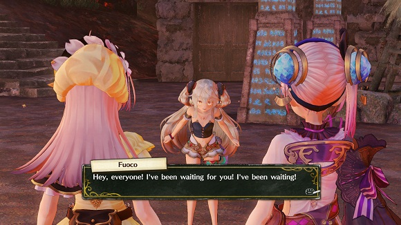 Atelier Lydie and Suelle The Alchemists and the Mysterious Paintings Repack PC Free Download Screenshot 3