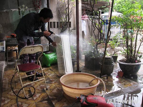 dịch vụ bảo dưỡng điều hòa tại nhà
