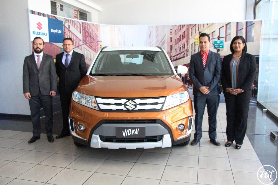 Autos Suzuki De Guatemala Presenta La Nueva Generacion De Suv Vitara