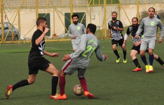 فوز عرمان والقريا في دوري كرة القدم للدرجة الثالثة في السويداء