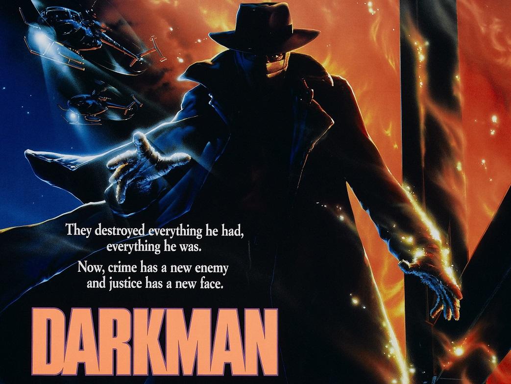Detrás de las Cámaras  Curiosidades del rodaje de Darkman 9ce904a44a9