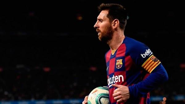 FC Barcelona, Messi anuncia que la plantilla se recorta el sueldo