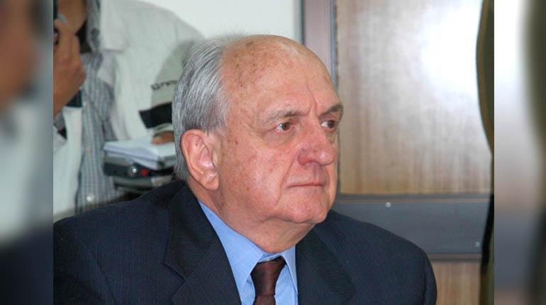 Bakovic murió al ser obligado a viajar de Cochabamba a La Paz pese a sus problemas cardiacos / LOS TIEMPOS