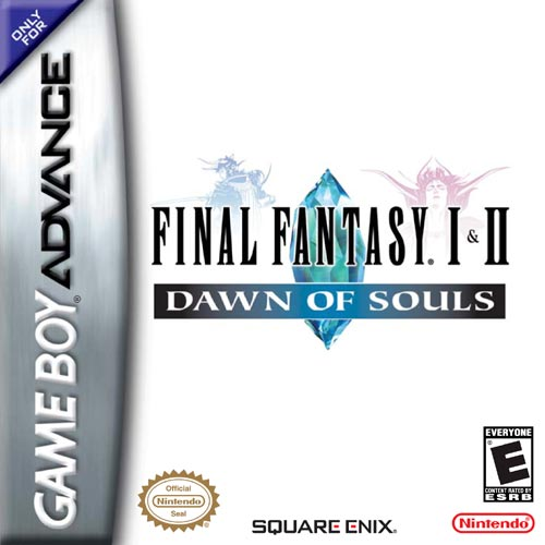 ROMs - Final Fantasy I & II - Dawn of Souls (Português) - GBA Download