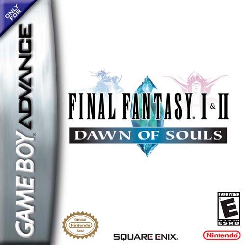 ROMs - Final Fantasy I & II - Dawn of Souls (Português) - GBA Download