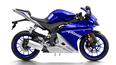 Yamaha YZF R125 hd pics
