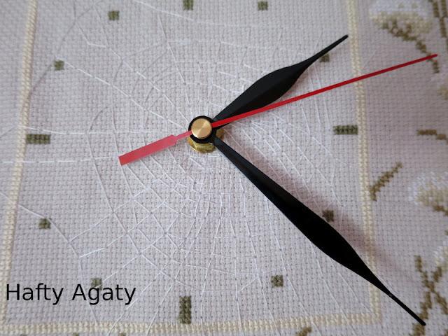Zegar z pajęczyną – 2 finał