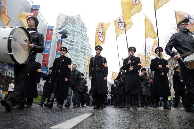 В рядах нацистской Германии воевали один миллион россиян
