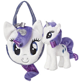 My Little Pony Rarity Plush by Aurora