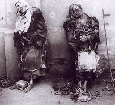 Momias de monjas