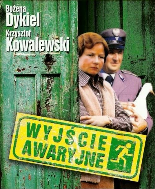 wyjście awaryjne film 1982 komedia bożena dykiel krzysztof kowalewski