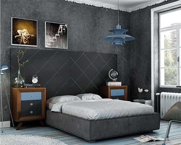 Ideas y consejos para decorar dormitorios masculinos for Decoracion de habitaciones para hombres