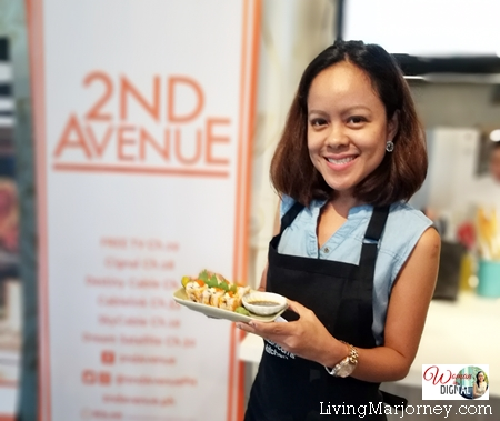 2nd Avenue's Cooking Class