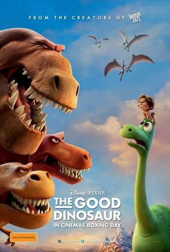 The Good Dinosaur 2015 English Movie Download