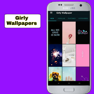 best free HD Wallpaper apps for android 2019 Girly wallpapers