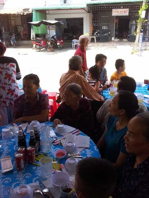 Hội Ái Hữu Lộc Thủy - miền Nam Mừng Lễ Quan Thầy Phêrô (2962016)