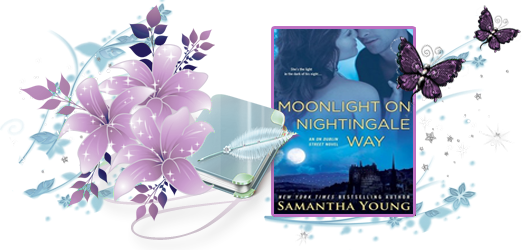 On Dublin Street : Tome 6 - Moonlight on Nightingale Way, de Samantha Young