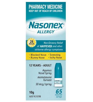 Harga Nasonex Terbaru 2017 Obat Rinitis Alergi