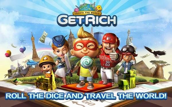 Let's Get Rich, Game Android Populer Saat Ini