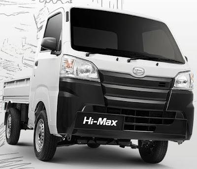 Spesifikasi dan Harga Daihatsu Hi Max