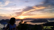 Mount Tapyas Viewing Deck - Simply Majestic Sunset