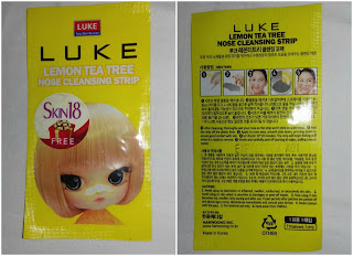 luke nose patch yellow