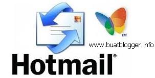 Cara Membuat Email Hotmail