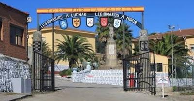 Acuartelamiento García Aldave (Ceuta)