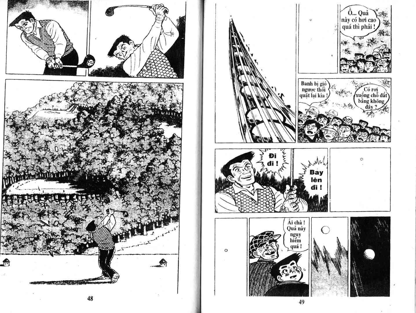 Ashita Tenki ni Naare chapter 52 trang 23