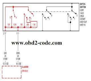 P2533 code