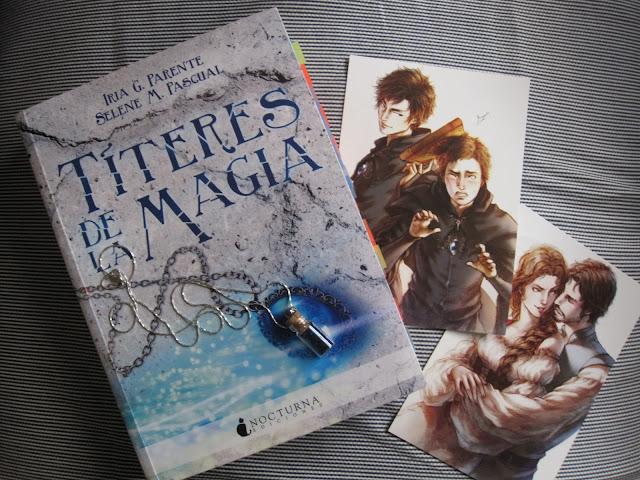 "Reseña: ""Títeres de la Magia"", de Iria G. Parente y Selene M. Pascual"