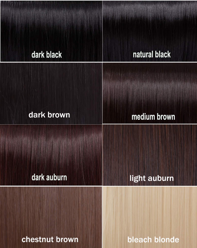 Shades Of Dark Brown Hair Find Your Perfect Hair Style