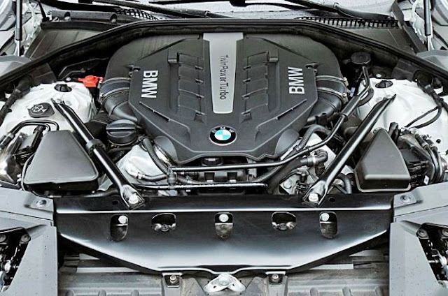 2018 BMW X2 ENGINE