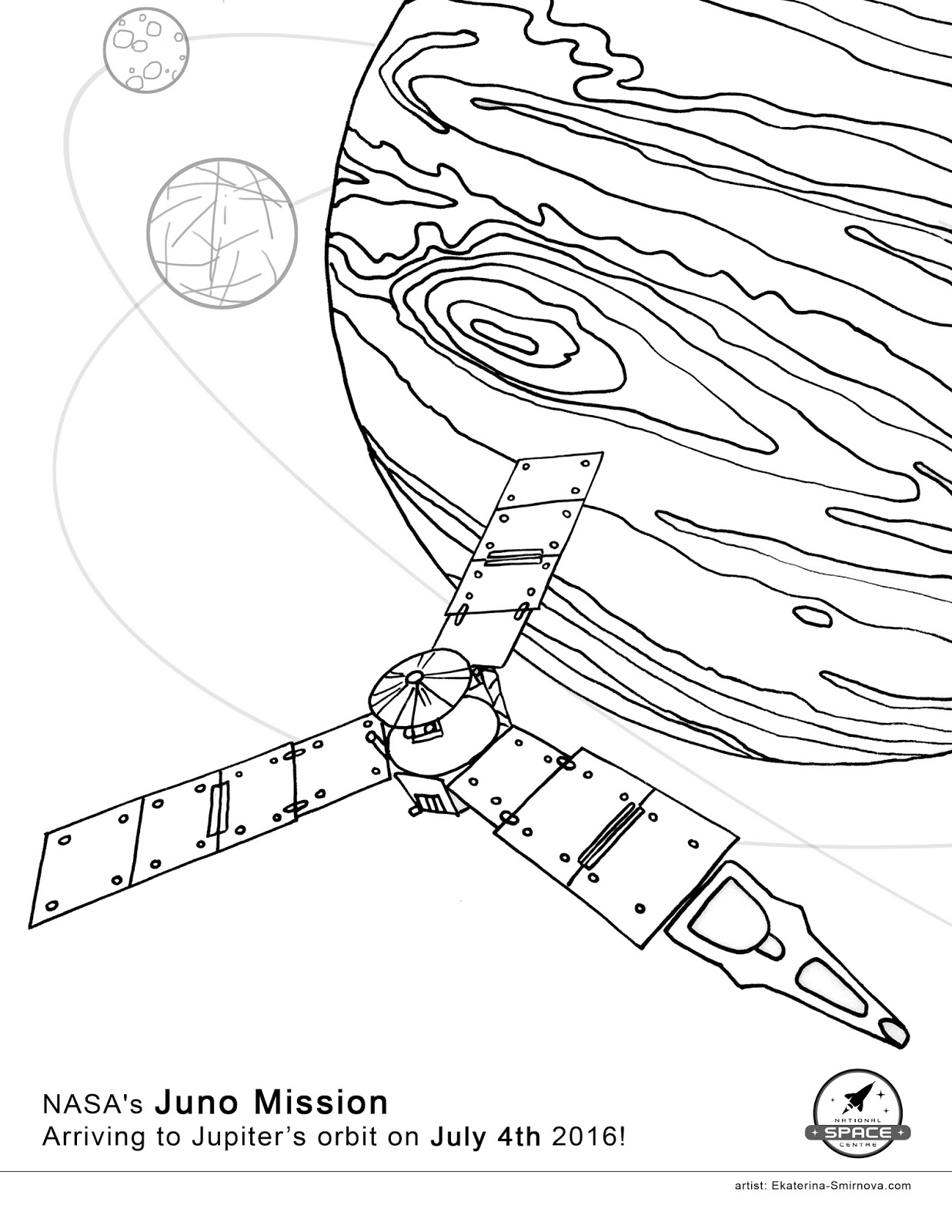Astrofísica y Física: Astronomía para pintar
