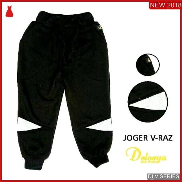 DLV07J27 Jogger Sport Anak V Celana Panjang Balita Murah BMG