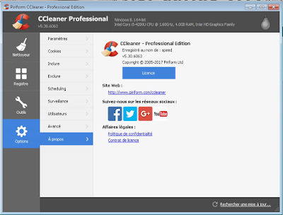 تفعيل  برنامج 532 key serial ccleaner professional plus