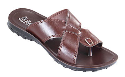 Latest PU Slipper Footwear for Men 2015