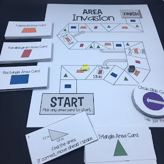 https://www.teacherspayteachers.com/Product/Area-and-Volume-Board-Game-Bundle-3602171