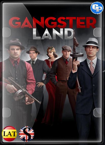Gangster Land (2017) HD 720P LATINO/INGLES