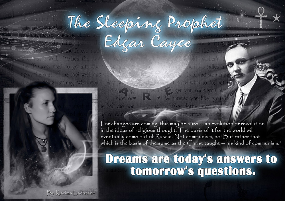Secrets of Ancient Egypt: The Sleeping Prophet Edgar Cayce
