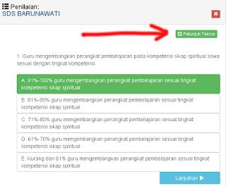 Petunjuk Teknis Instrumen Akreditasi SD/MI