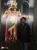 SS Rajamouli At Mayabazar Restaurant-thumbnail-4